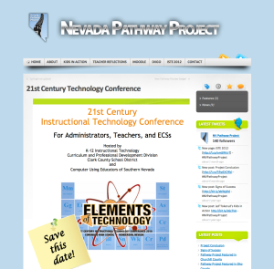 I built and themed this website on a custom WordPress installation to host the public face to the Nevada Pathway Project.
